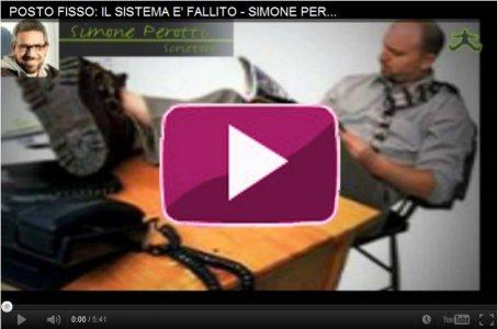 Simone Perotti e il posto fisso: il sistema è fallito