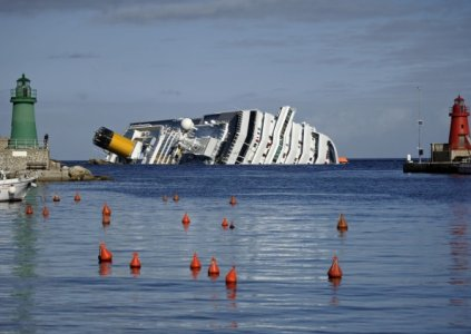 Il naufragio della nave Italia