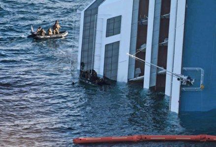 Toxic Costa: l'inventario di Greenpeace sui veleni della Costa Concordia