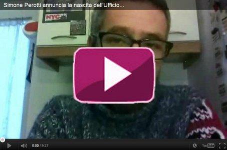 Simone Perotti interviene sull'Ufficio di Scollocamento