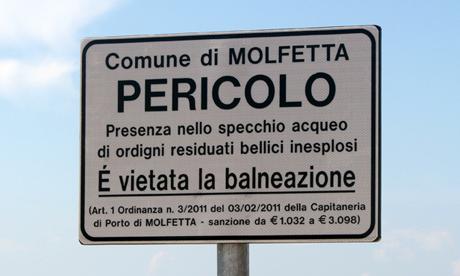 Armi chimiche, oltre 30mila ordigni ancora inabissati nell'Adriatico