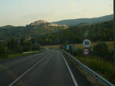 Ancora da Foggia a Campobasso sulla S.S. 17