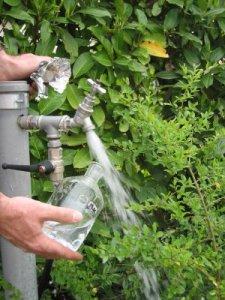 Acqua pubblica, serve più informazione sulla qualità