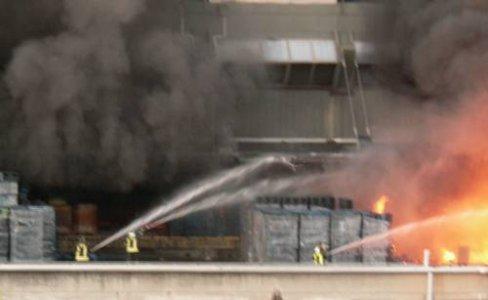 Paderno (Milano): esplosione in uno stabilimento chimico