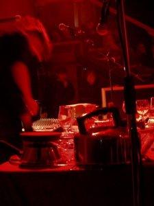 In concerto per Il Cambiamento, tra Islanda e Musica da cucina