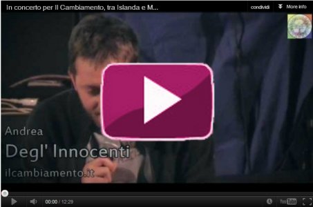 In concerto per Il Cambiamento: La storia dell'Islanda - Andrea Degl'Innocenti