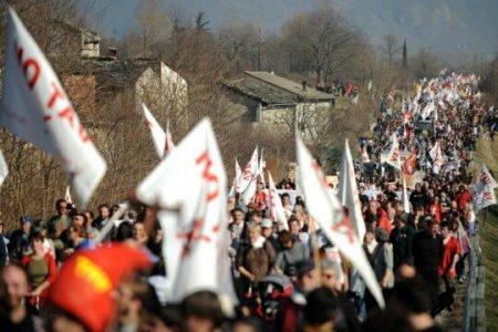 Contro gli espropri, l'appello dei No Tav al Paese