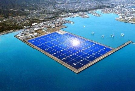 Giappone: dopo Fukushima, un mega-impianto solare