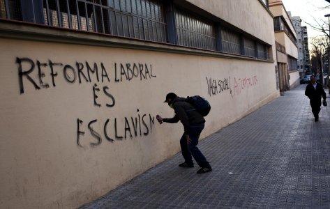 Spagna. Rajoy vuole il carcere per chi organizza proteste, anche su Internet