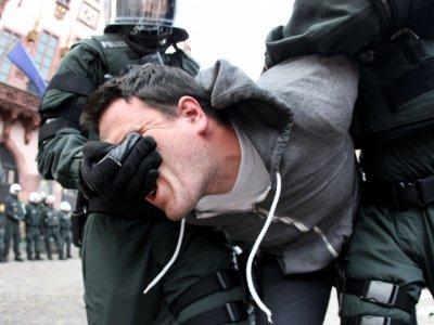 Blockupy Frankfurt e la militarizzazione della democrazia