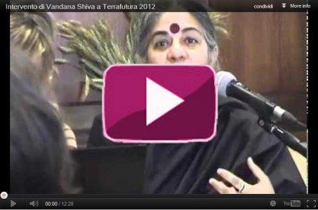 Donne e culture della biodiversità: Vandana Shiva a Terra Futura