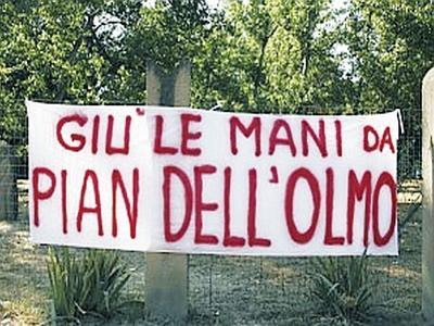 Roma: nuova discarica a Pian dell'Olmo. Cittadini in protesta