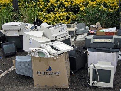 Rifiuti elettronici. Approvata la nuova direttiva Ue su raccolta e riciclaggio