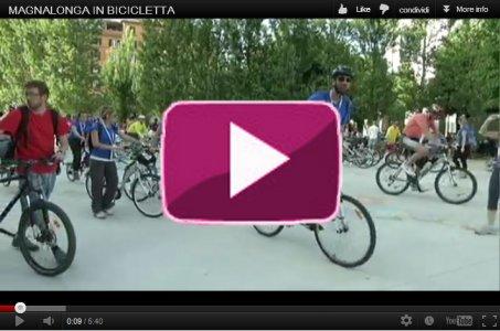Magnalonga in bicicletta, un report dell'edizione 2012