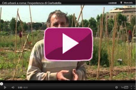Orti urbani a Roma: l'esperienza di Garbatella