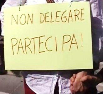 """Democrazia diretta: """"caro Grillo, aiutaci raccogliere le firme mancanti"""""""
