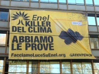 """Tribunale di Roma: """"Greenpeace dice la verità sul carbone di Enel"""""""