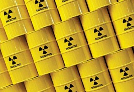 Un 'Treno Verde' carico di scorie nucleari