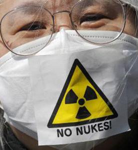 Giappone: a Tokyo una catena umana contro il nucleare