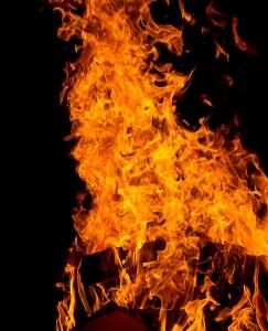 Caldo e incendi, in Maremma è