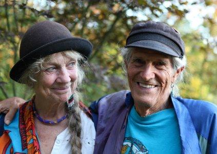 Manitonquat e l'ecovillaggio ispirato agli indiani d'America