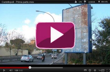 Cartellopoli: Roma capitale dei cartelloni abusivi (prima parte)