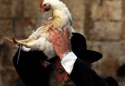 Kapparot, un controverso rituale ebraico