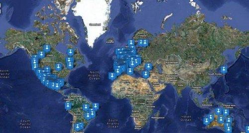 13 Ottobre 2012: il Global Noise a Roma e in altre città del mondo