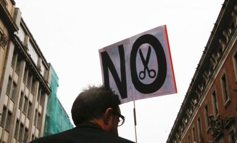14 novembre 2012: mobilitazione europea contro tagli e austerità