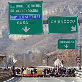 Tav: in Val di Susa tornano le trivelle e le proteste