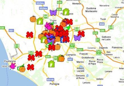 Zappata Romana, la mappa degli orti condivisi nella Capitale