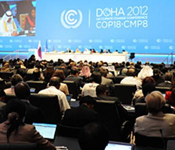 """Doha: """"in ballo il protocollo di Kyoto, ma i media non ne parlano"""""""