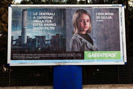 """Brindisi, processo all'Enel. Greenpeace: """"bambini i più colpiti dal carbone"""""""