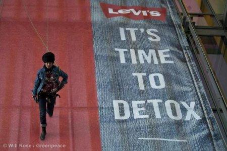 Levi's si impegna ad eliminare le sostanze tossiche pericolose dai jeans