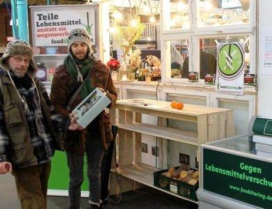 Food-sharing: condividere il cibo per evitarne lo spreco