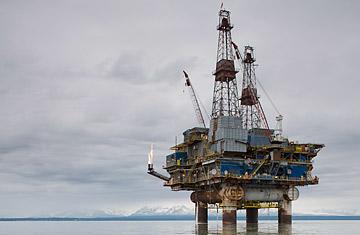 Alaska: incagliata piattaforma petrolifera