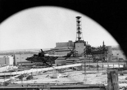 Chernobyl: crolla un tetto della centrale, e torna l'incubo nucleare