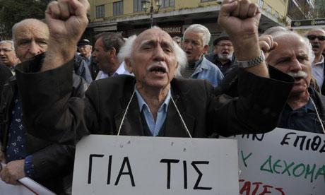 Autosufficienza e autoproduzione per evitare il collasso greco