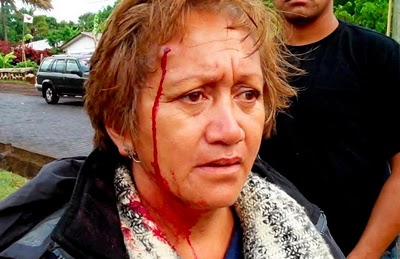 La violenza del Cile contro gli abitanti dell'Isola di Pasqua