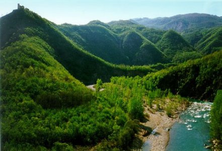 Val Trebbia, cittadini e ambientalisti contro la diga