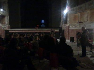 Maurizio Pallante al Teatro Rossi Aperto di Pisa