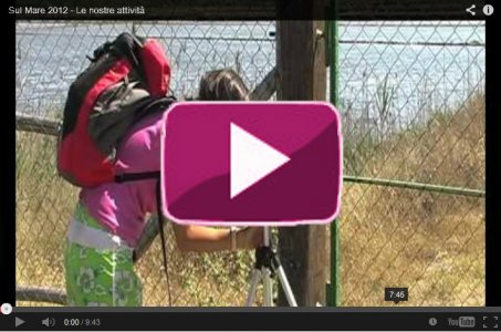"""""""Sul mare 2013"""", campi estivi all'aria aperta per i giovanissimi"""