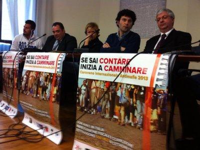 La Carovana Internazionale Antimafie è partita per la sua XVI edizione