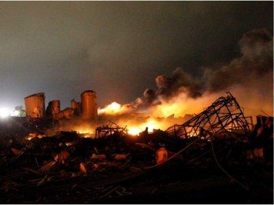 Texas, esplode una fabbrica di fertilizzanti. Paura per nube tossica