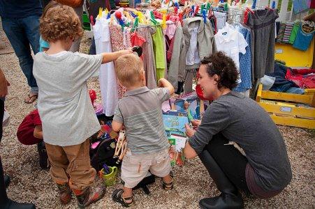 Garage Sale Kids: spiegare ai bambini baratto, riciclo ed eco-sostenibilità