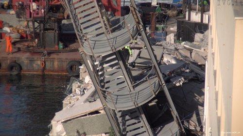 Incidente al porto di Genova: si indaga su cause e responsabilità