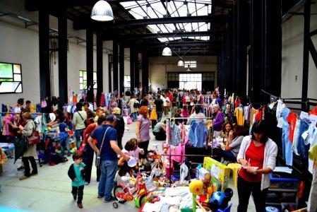 Garage Sale Kids 2013, bambini e famiglie verso nuovi stili di vita