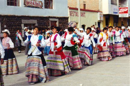 Tradizioni dal mondo. Natale in Perù, una festa nata nel 1533