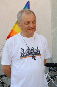Don Albino Bizzotto in sciopero della fame per l'ambiente