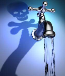 Arsenico nell'acqua potabile, quanto bisogna preoccuparsi
